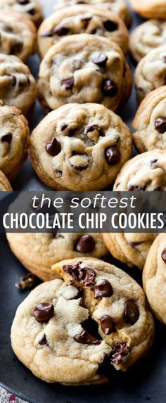 Choclate Chip Cookies, Best Chocolate Chip Cookies Recipe, Homemade Chocolate Chip Cookies, Chocolate Recipes, Choco Chocolate, Chocolate Chip Cookie Recipe With Cornstarch, Healthy Chocolate, Coconut Chocolate, Chocolate Biscuits