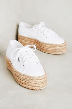 GOOISCH ⍟ sneakers ⍟ wit ⍟ espadrilles