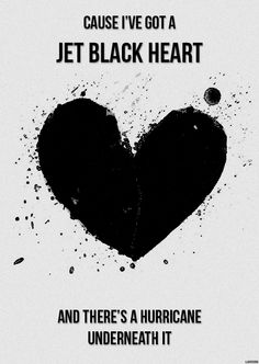 Jet Black Heart on Pinterest | 5sos, 5 Seconds Of Summer ...