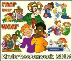 Tips bij de Kinderboekenweek 2015 :: kinderboekenweek.yurls.net Creative Kids, School Teacher, Childrens Books, Robot, Classroom, Teaching, Education, Projects, Net