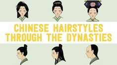 Chinese Hairstyles Through the Dynasties http://www.visiontimes.com/2015/05/30/does-fear-of-hair-loss-have-something-to-do-with-chinese-dynasties.html