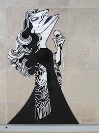 Caricaturas do Metro Aeroporto», de António Antunes - Amalia -