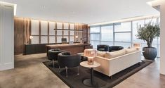 Office Tour: Onur Group Offices – Ankara , Office Tour: Onur Group Offices – Ankara , You can find Offices . Office Cabin Design, Office Furniture Design, Office Interior Design, Luxury Interior Design, Office Interiors, Business Office Decor, Ceo Office, Office Lounge, Luxury Office