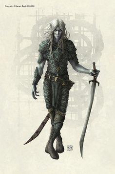 Dark Elf by kerembeyit    added Mar 21st 2009