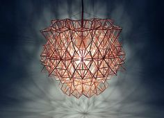 Cassiopée by Barbadine Design made in France on CROWDYHOUSE  #lamp #lighting