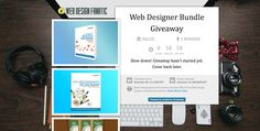Web Designer Bundle Giveaway