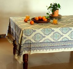 Green Tablecloth, Asian Tablecloth, Indian Tablecloth, Tablecloth Table,  Cotton Tablecloth | Table Linens | Pinterest | Asian Tablecloths, Green  Tablecloth ...