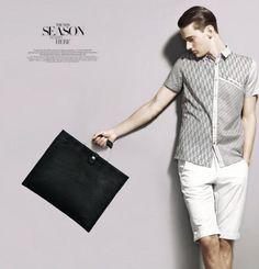 stacy bag hot sale unisex women men handbag black female male briefcase business bag document bag big totes man shoulder bag