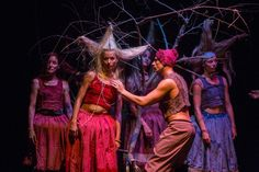 Sandbaths, a Huge Butterfly Net and More Choreographed Whimsy - The New York…