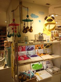 3 Sprouts products on display at a store in Japan!