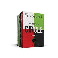The Circle Series by Ted Dekker- for all you Christian fantasy dorks out there these books are awesome.