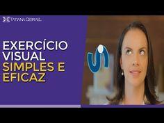 9edf1620778c8 EXERCÍCIO VISUAL  ZIG ZAG. Usando ÓculosSaúde E Bem EstarOlhosDicas BelezaMedicina