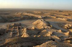 URUK - Vue des ruines