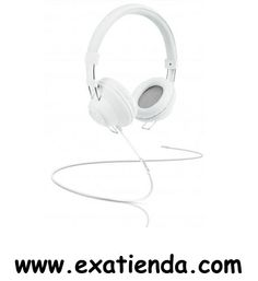 Ya disponible Auricular Sweex rocking resIDEnce blanco    (por sólo 23.99 € IVA incluído):   -Driver unit: 40 mm -Impedance: 32 and#937; -Frequency range: 20 Hz - 20 kHz -Connector(s): 3.5mm -Tamaño cable: 1.2 m -Maximum input power: 200MW -Color: Blanco -P/N: RR261 Garantía de 24 meses.  http://www.exabyteinformatica.com/tienda/107-auricular-sweex-rocking-residence-blanco #auricular #exabyteinformatica