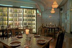 Hudson's. Speisen mit Kulisse. Mehr dazu auf: http://www.coolibri.de/redaktion/gastro/restaurants/hudsons-speisen-mit-kulisse.html