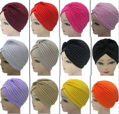 25e4c5853df Fall Winter Women Men Stretchy Turban Hair Head Wrap Yoga Cap Bath Hat  Headband Indian Hat