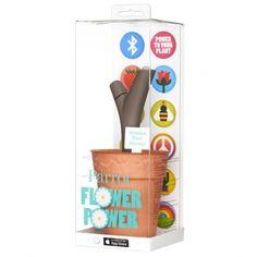 Parrot Flower Power - senzor pre rastliny - Už nikdy nezabudnete poliať Vaše kvetinky. Tento bezdrôtový senzor pre rastlinky monitoruje 4 parametre: vlhkosť pôdy, hnojivo, okolitú teplotu a slnečné žiarenie. Môžete si nastaviť optimálne hodnoty pre Vašu rastlinku (v katalógu je viac ako 7000 rastlín, stromov a zelenín). Namerané údaje a notifikácie bezdrôtovo posiela do Vášho smartónu alebo tabletu (iOS, Android sa pripravuje) prostredníctvom Bluetooth 4.0. 1 AAA batéria v senzore vydrží až…