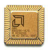 El Intel 802861 (llamado oficialmente iAPX 286, también conocido como i286 o 286) es un microprocesador de 16 bits de la familia x86, que fue lanzado al mercado por Intel el 1 de febrero de 1982. Cuenta con 134.000 transistores. Al igual que su primo contemporáneo, el 80186, puede ejecutar correctamente la mayor parte del software escrito para el Intel 8086 y el Intel 8088