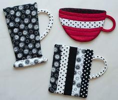 Cups & Mugs Hot Pads
