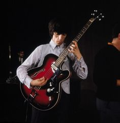 great shoot of Bill Wyman playing a mindblowing Framus bass, 1964 Mick Jagger Rolling Stones, Los Rolling Stones, Rock N Roll, Rock And Roll Bands, Happy Birthday Bill, Bill Wyman, Rollin Stones, Ron Woods, Rick James