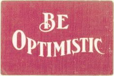 Like: oh, the pessimism is great
