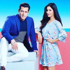 Odd Performance Of Katrina Kaif And Salman Khan