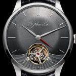 H. Moser & Cie. Venturer Tourbillon Dual Time Watch