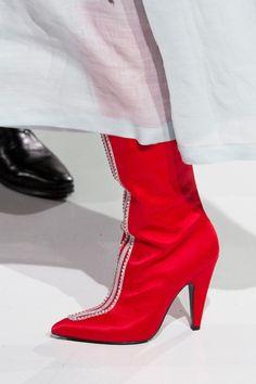 Calvin Klein at New York Spring 2018 (Details)