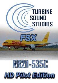 TSS : Boeing 757-RB211-535C Pilot Edition HD FSX Turbine
