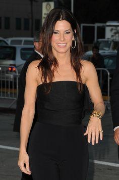 Sandra Bullock Jewelry