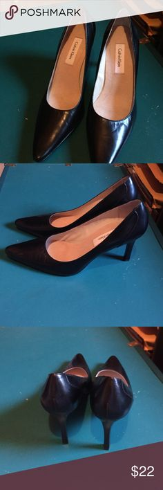 Shoes Shoes  Calvin Klein like new very good condition.. Calvin Klein Shoes Heels