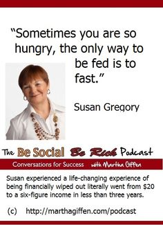 Susan Gregory martha giffen #danielfast http://marthagiffen.com/podcast/003-susan-gregory/