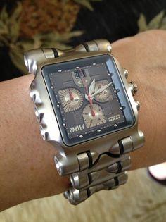 oakley polished minute machine