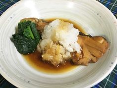 タラのおろし煮:アスレシピ