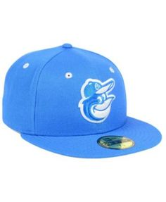 New Era Baltimore Orioles Pantone Collection 59FIFTY Cap - Blue 7 5 8 Stylish  Hats 64a034e978ca