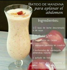 Lively Healthy Juices To Make Smoothie Recipes Apple Smoothies, Healthy Smoothies, Healthy Drinks, Smoothie Recipes, Blackberry Smoothie, Chocolate Slim, Exotic Food, Healthy Juices, Healthy Detox