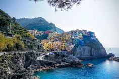 "Riomaggiore Italy Go to http://iBoatCity.com and use code PINTEREST for free shipping on your first order! (Lower 48 USA Only). Sign up for our email newsletter to get your free guide: ""Boat Buyer's Guide for Beginners."""