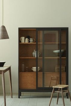 Joyce Cabinet at Remodelista  Pinch Design Armoires