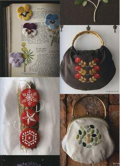 Nostalgic Embroidery
