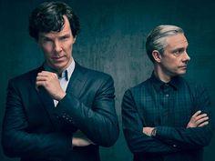 Holmes and Watson look extra pensive in 'Sherlock' season 4 image!