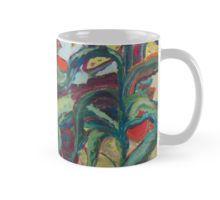 Sunflower Garden Coffee Mug with original art by Avonelle Kelsey
