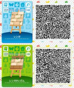 Animal Crossing: New Leaf & HHD QR Code Paths – animal wallpaper Animal Crossing Town Tune, Animal Crossing Qr Codes Clothes, Acnl Pfade, Acnl Paths, Motif Acnl, Code Wallpaper, Ac New Leaf, Brick Path, Happy Home Designer