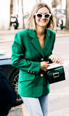 Hear Us Out: You Don't Need to Be Afraid of Wearing Color via @WhoWhatWear