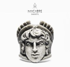 THEA III RING STORE-MACABREGADGETS.COM  THEA triptych by Macabre Gadgets: inspired by the outstanding Hellenistic, its sensuality, innocence and half mythical internality. Executed in a unique technique, combining the cutting edge and natural materials the ring become an ancient artefact achieved an effect of an antique statue.