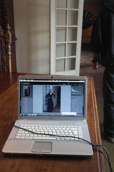 13.2.2013 Photoshoot @ Brinkhall manor, Turku/Finland