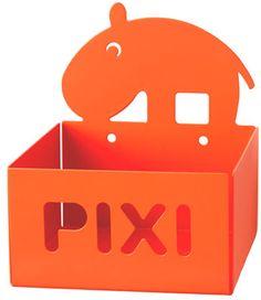 Pixi hylde fra Silly U - Coral | Lille Bi