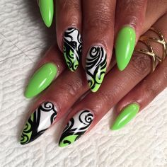 Lemon Drop  by AlysNails from Nail Art Gallery