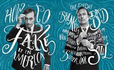Better Call Saul - Peter Strain Illustration