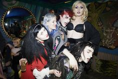 Vivienne Westwood & Another Man Psychedelic Unisex party. #VivienneWestwoodBespoke #AnotherMan10Years Picture: Amelia Karlsen
