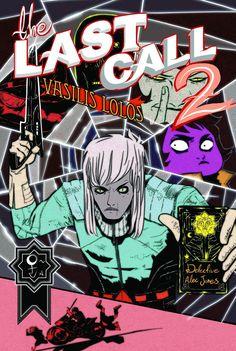 Used The Last Call Vol 2 English Manga